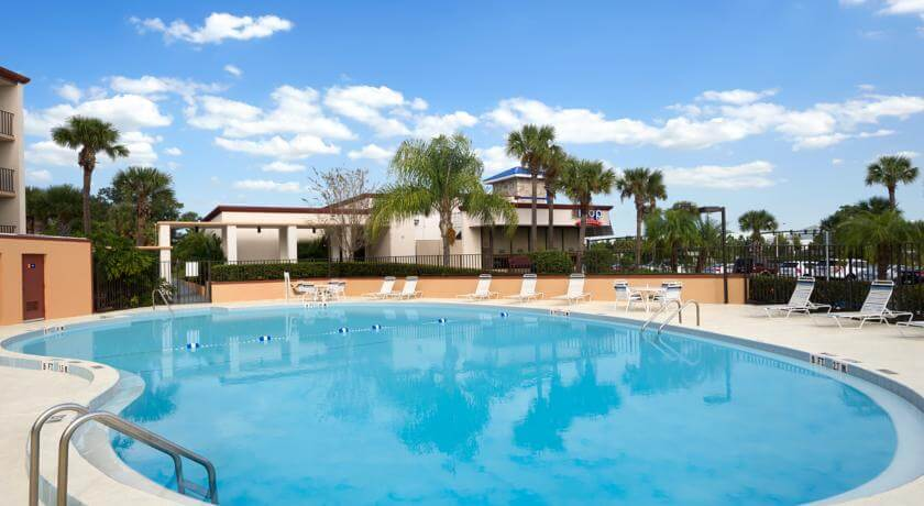 Hotel Days Inn Convention Center em Orlando
