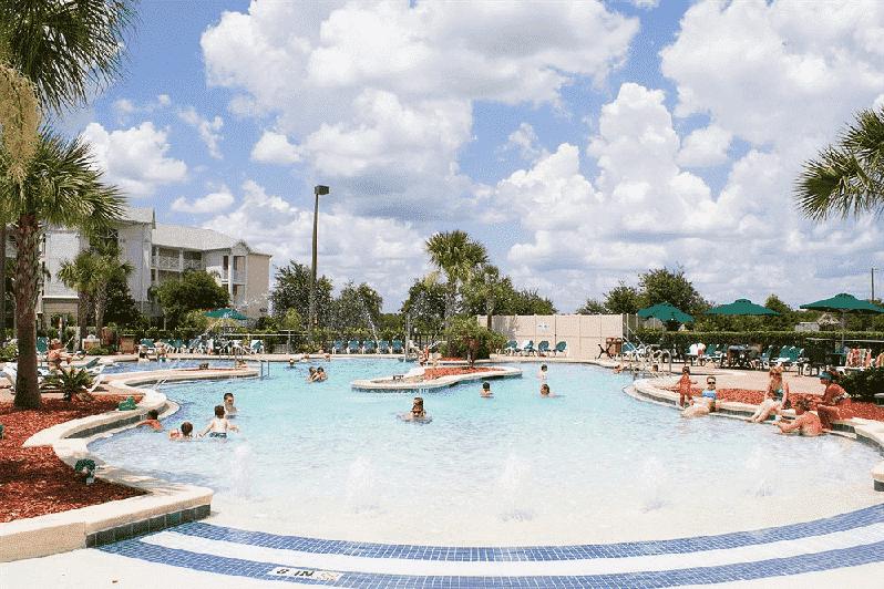 10 lugares para se refrescar em Orlando: piscina