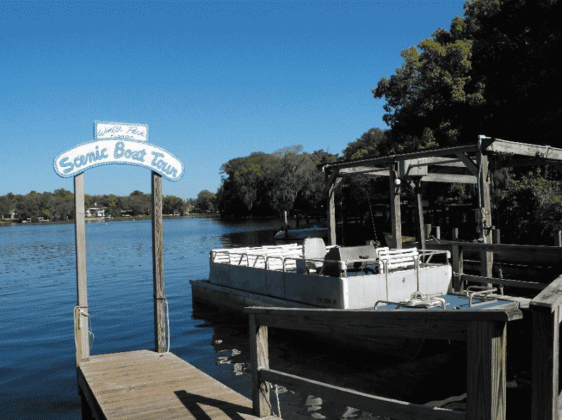 Winter Park Scenic Boat Tour em Orlando