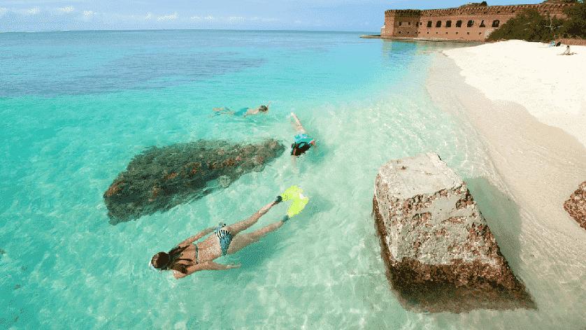 Dry Tortugas National Park em Miami