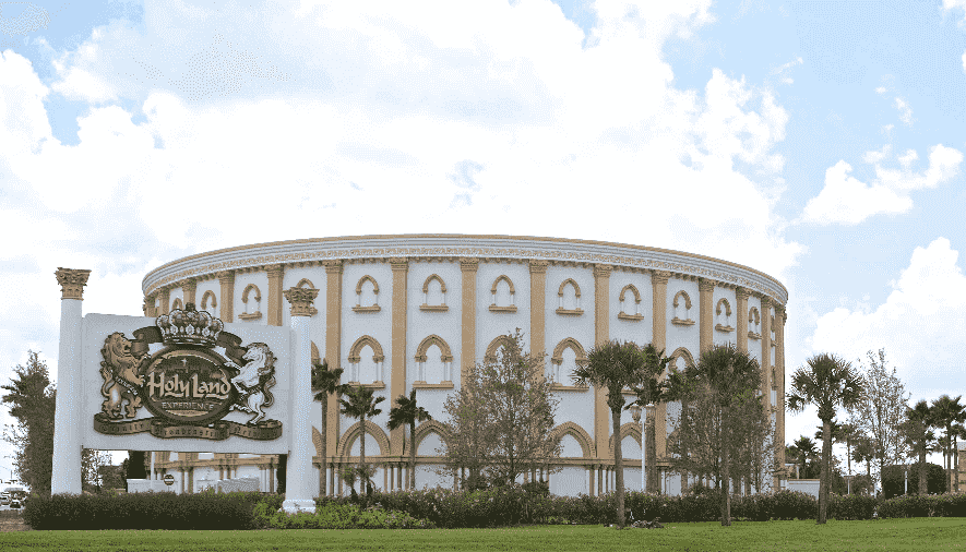 The Holy Land Experience em Orlando