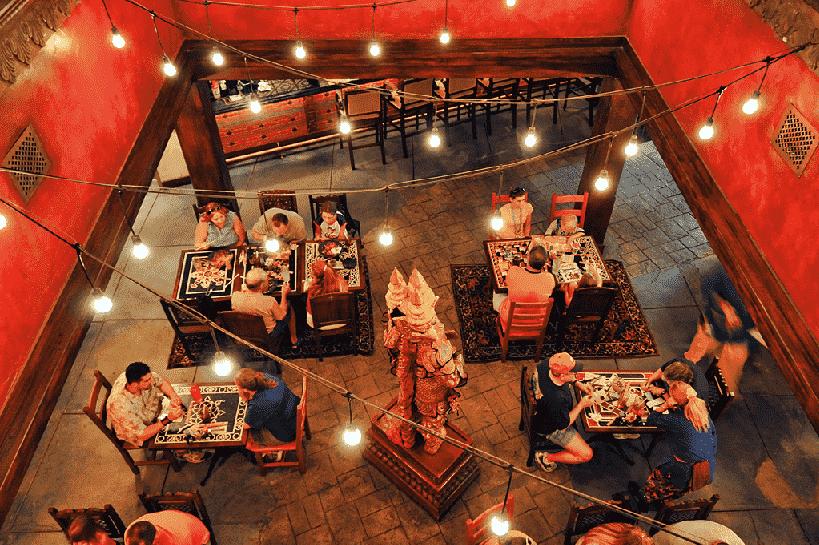 Restaurantes no Disney's Animal Kingdom em Orlando