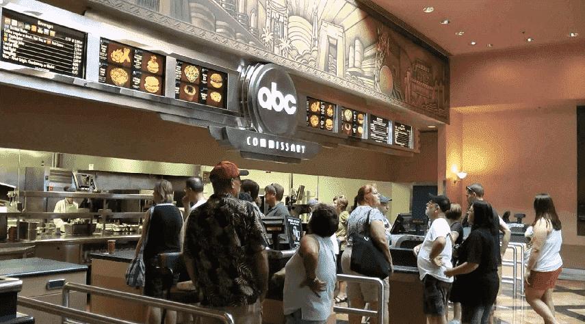 Restaurante ABC Commissary no Hollywood Studios em Orlando