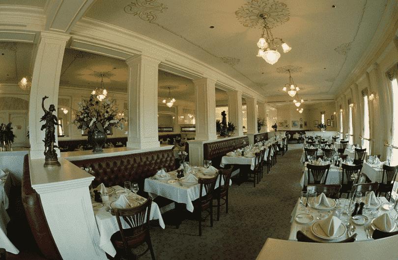 Restaurante Bistro de Paris na Disney em Orlando