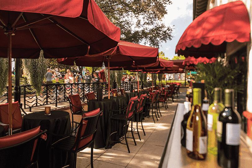Restaurante The Hollywood Brown Derby no Hollywood Studios em Orlando