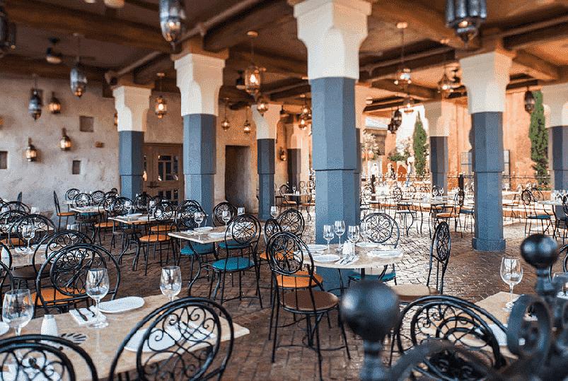 Restaurante Spice Road Table na Disney em Orlando
