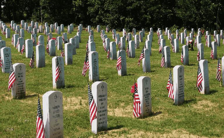 Dia da Lembrança, Memorial Day.