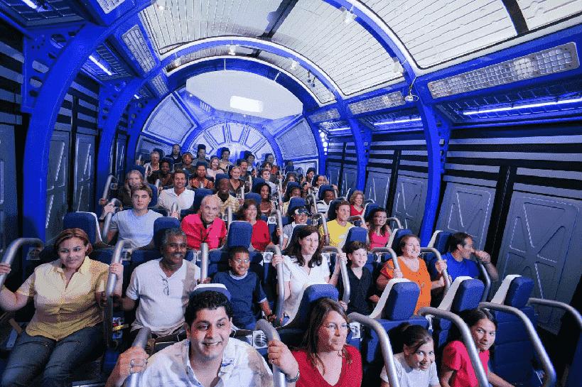 Shuttle Launch Experience em Orlando