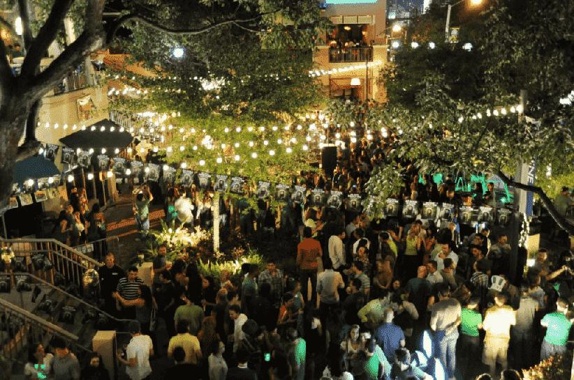 St. Patrick's Day em Miami