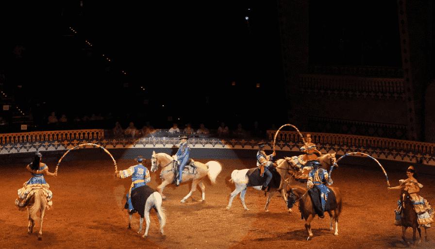 Arabian Nights em Orlando