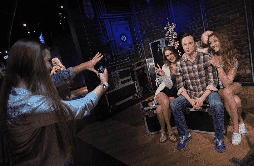 Museu de cera Madame Tussauds Orlando