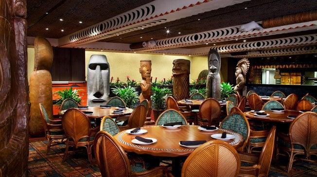 Restaurante Ohana na Disney em Orlando