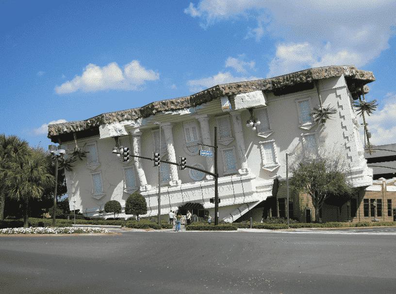 Museu WonderWorks Orlando