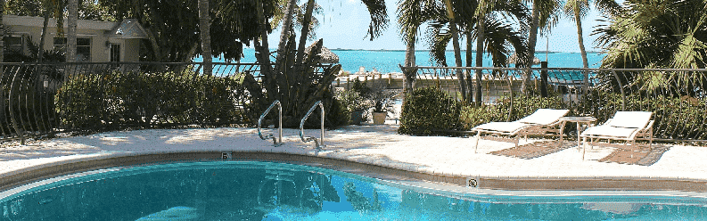 Hotel Kona Kai Resort em Key Largo em Miami