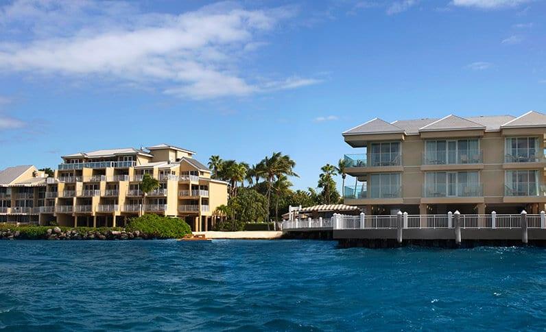 Hotel Pier House and Caribbean Spa em Key West em Miami