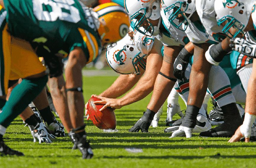 Jogos do Miami Dolphins e NFL em Miami