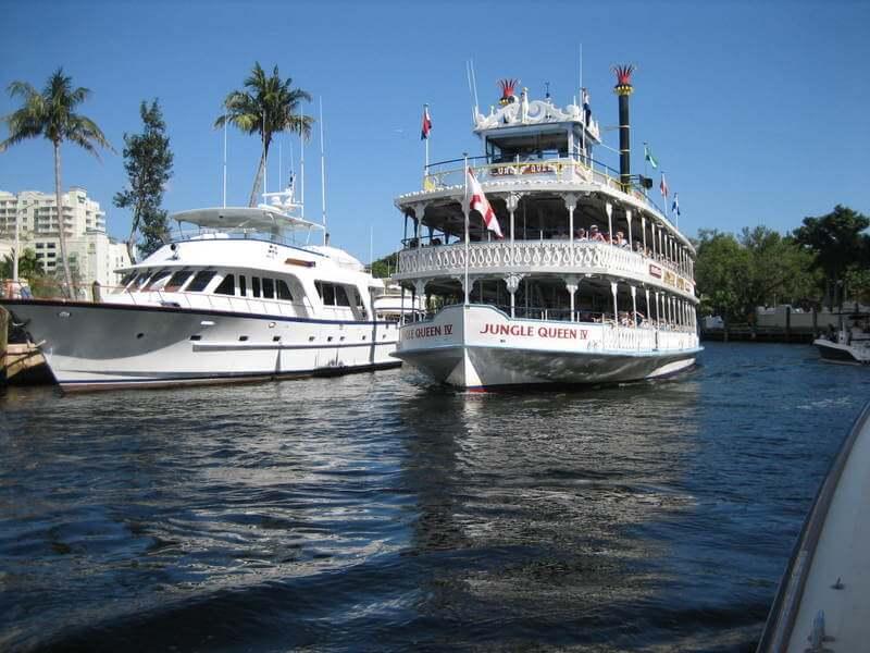 Passeio de barco em Fort Lauderdale