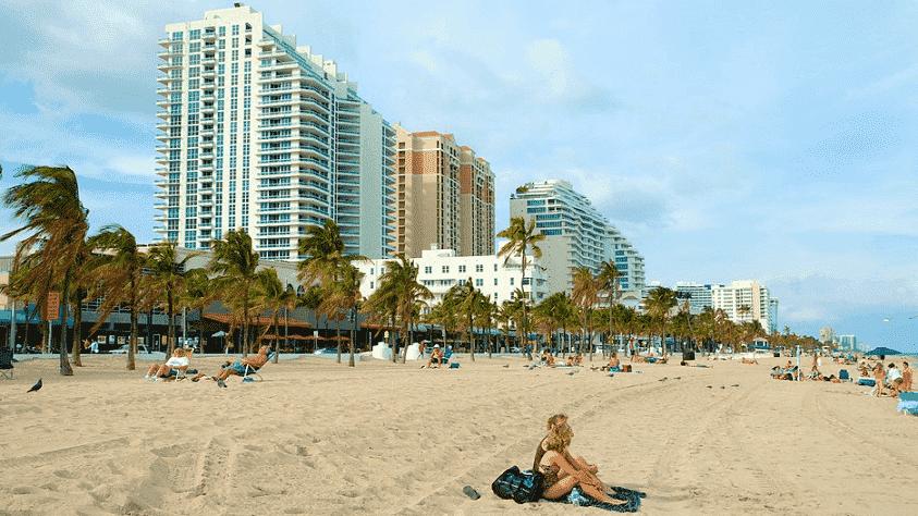 Praias de Fort Lauderdale