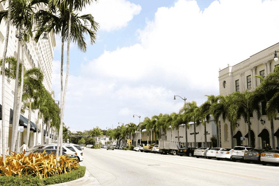 Como é o bairro Coral Gables em Miami