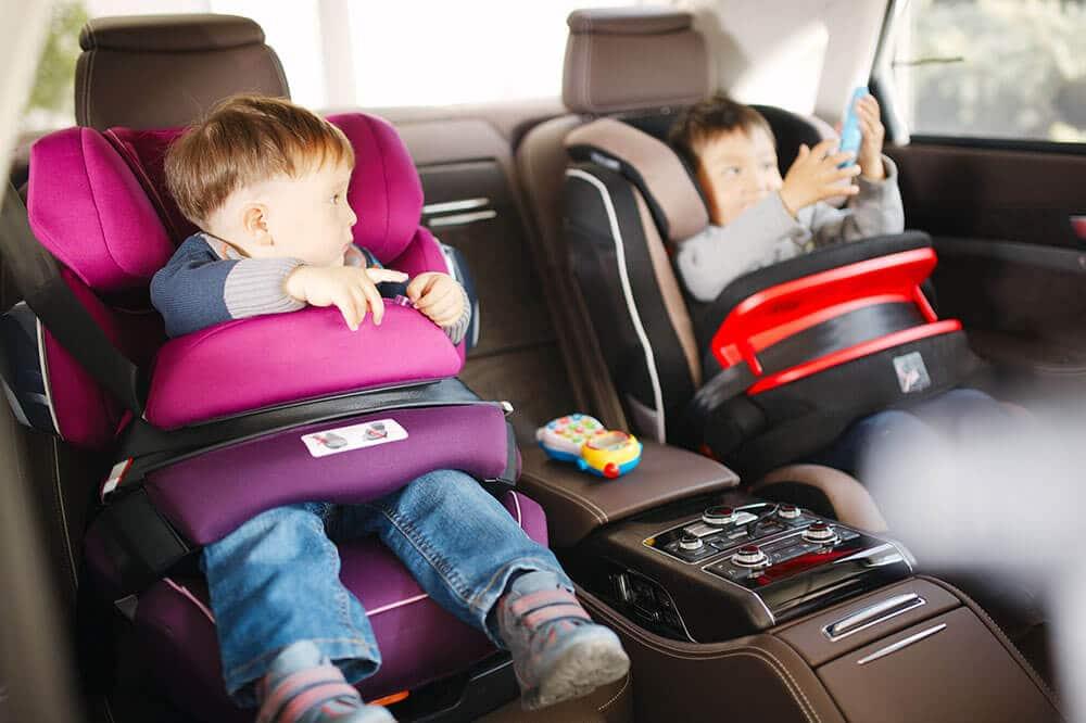 Cadeira de crianças para carros - Flórida