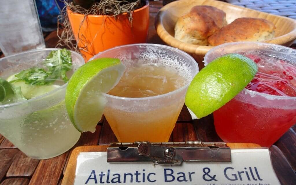 Atlantic Bar & Grill em Palm Beach