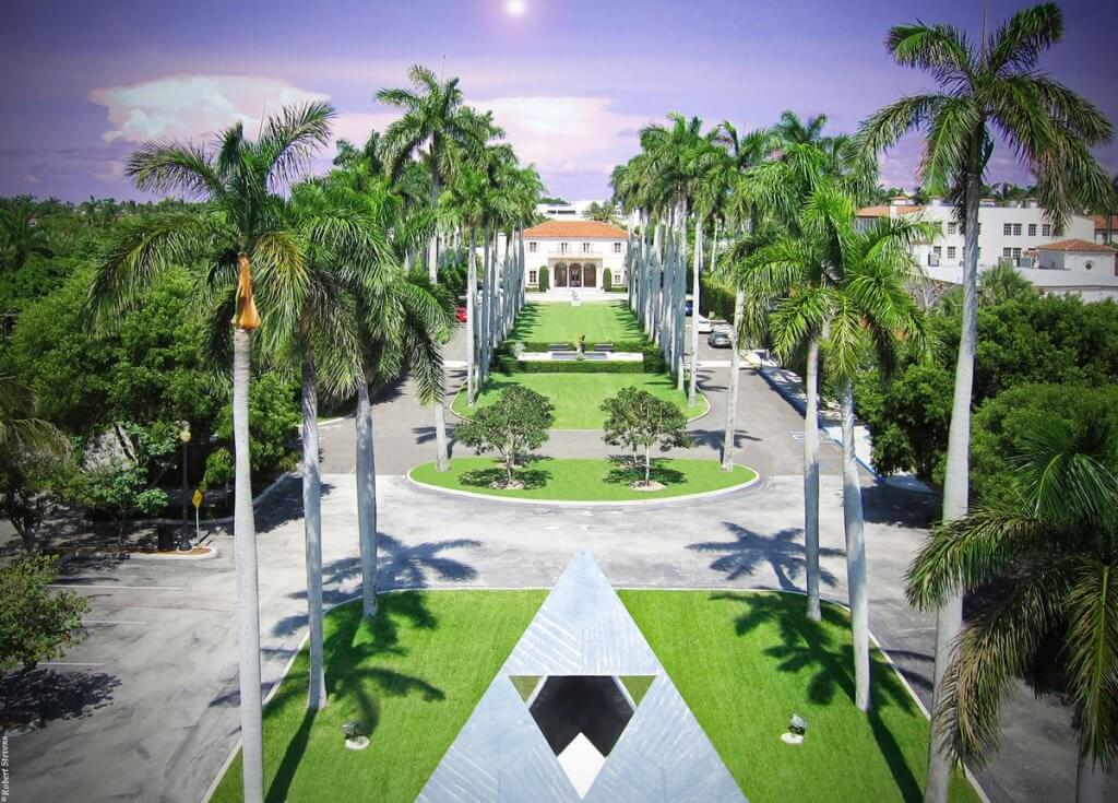 Four Arts Gardens em Palm Beach