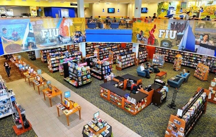 Barnes & Noble em Miami e Orlando