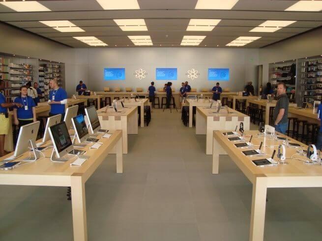 Endereços de lojas da Apple em Orlando