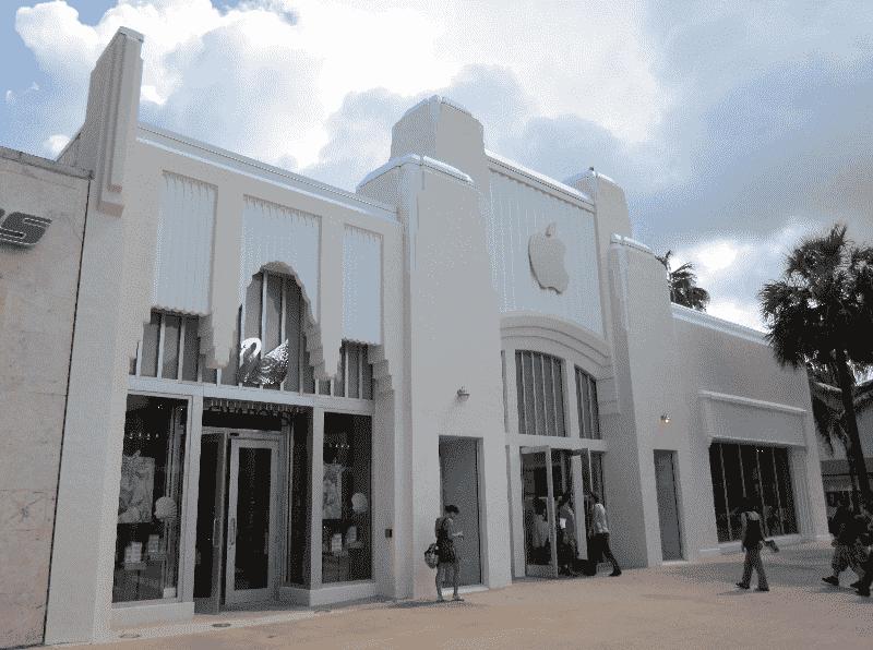 Onde comprar capinhas em Orlando: Lojas da Apple em Orlando e Miami