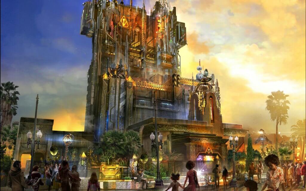 Show dos Guardiões da Galáxia na Disney em Orlando: Nova atração dos Guardiões da Galáxia