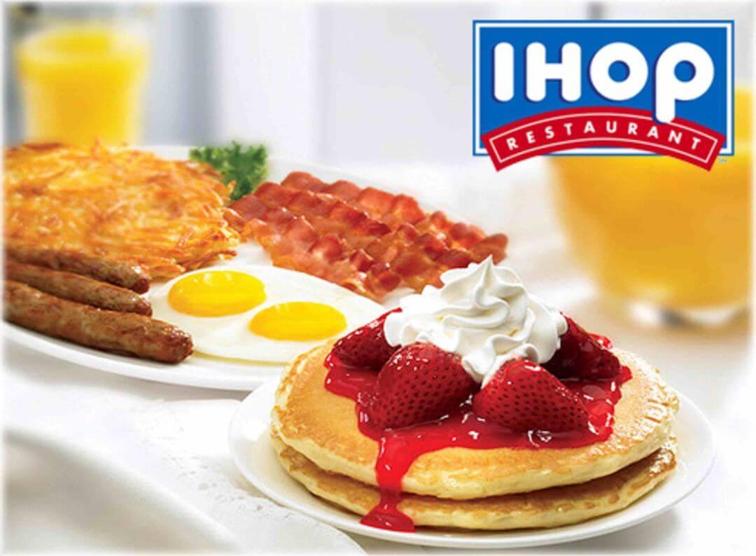 Restaurante IHOP em Miami: Restaurante de panquecas IHOP em Orlando e Miami
