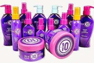 Produtos para cabelos It's a 10 em Miami
