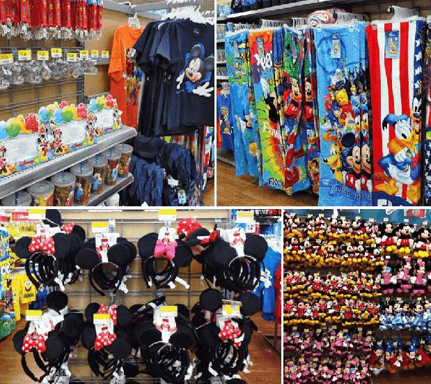 Lojas de brinquedos em Orlando: Brinquedos no Walmart em Orlando