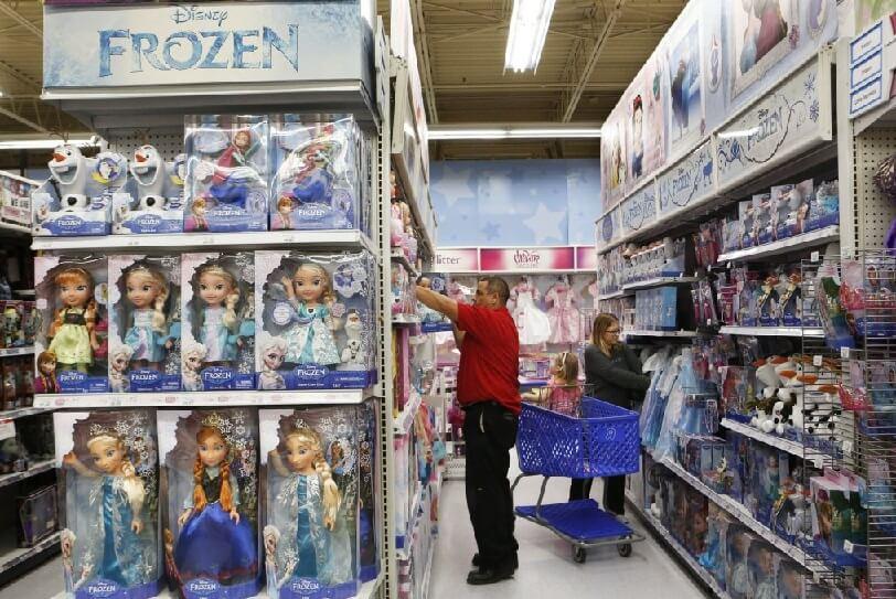 Lojas de brinquedos em Orlando: Loja Babies R Us
