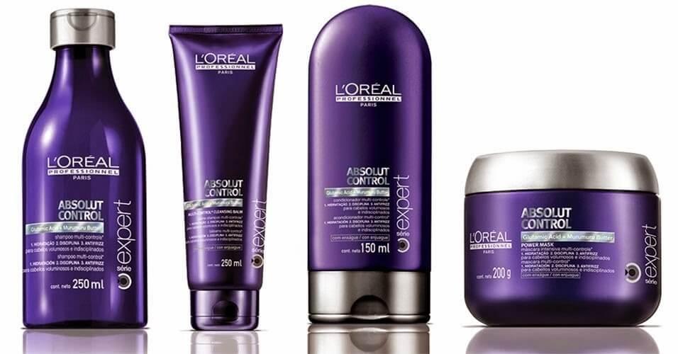 Onde comprar produtos da L'Oréal em Orlando: Linha Absolut Control