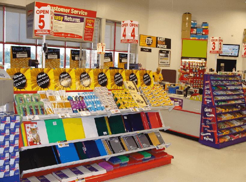 Onde comprar itens escolares e mochilas em Orlando: Staples na Florida