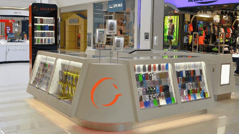 Onde comprar capinhas em Orlando: Quiosques dos outlets em Orlando