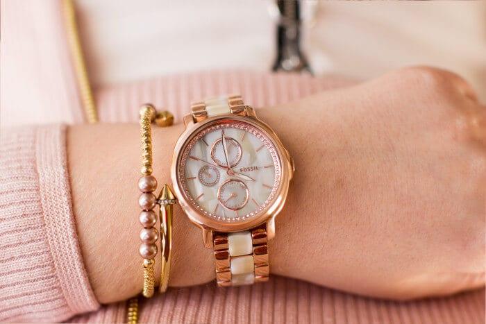 Onde comprar relógios em Orlando: Relógio Fossil