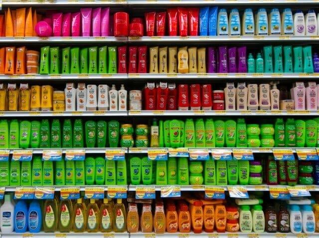 Onde comprar shampoo e condicionador em Orlando: Shampoos e Condicionadores no Walmart