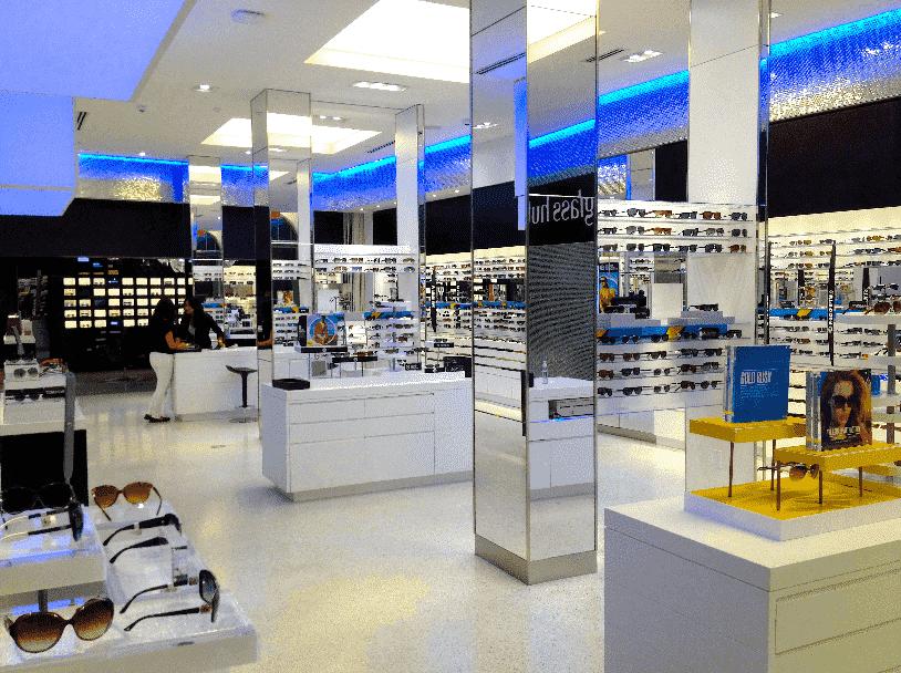 Onde comprar óculos em Orlando: Sunglass Hut em Miami e Orlando