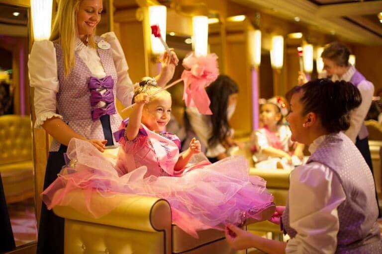 Melhores lojas de Disney Springs: Loja Bibbidi Bobbidi Boutique
