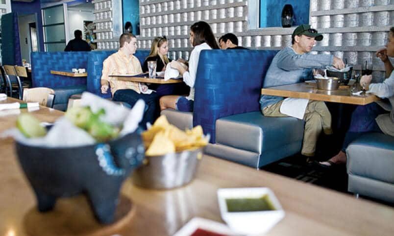 Restaurantes de comida mexicana em Orlando: Agave Azul em Orlando