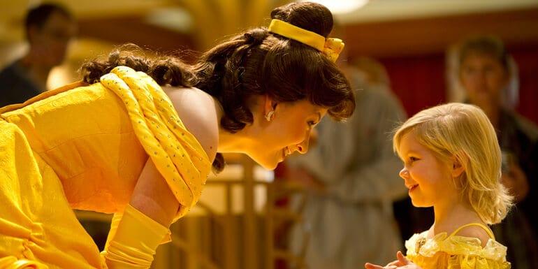 Princesas da Disney: atendimento personalizado