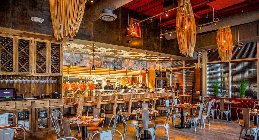 Restaurantes japoneses em Miami: NaiYaRa em Miami