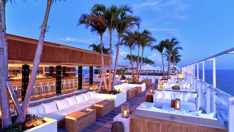 Restaurantes japoneses em Miami: The 1 Rooftop