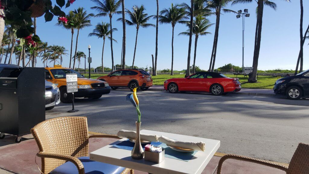 Hotel Beacon South Beach em Miami: Restaurante do hotel Beacon
