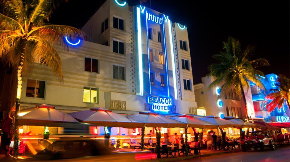 Hotel Beacon South Beach em Miami