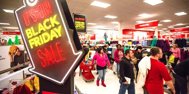 Black Friday em Orlando