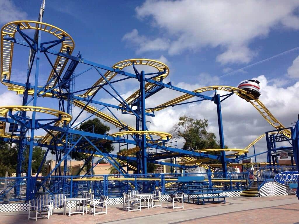 5 atividades de lazer em Kissimmee: Parque Fun Spot America em Kissimmee