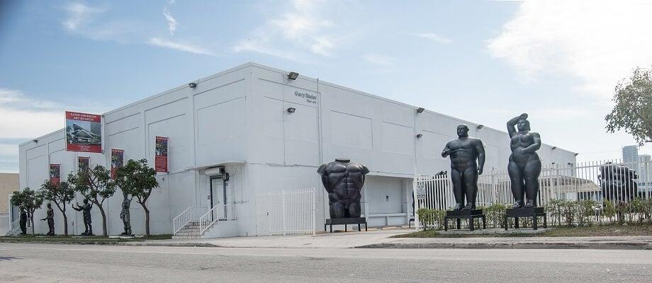 4 espaços de arte latinos em Miami: Gary Nader Finer Art